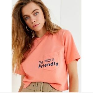 urban outfitters be more friendly top